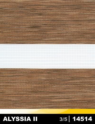 Textilní roletka OPTIMA DEN / NOC